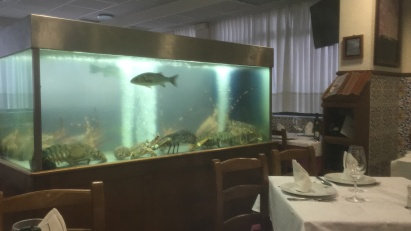 Restaurante Pedra Bela, Malaposta